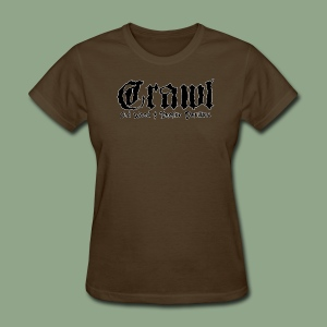 Crawl - Old Wood T-Shirt (women's) - Women's T-Shirt