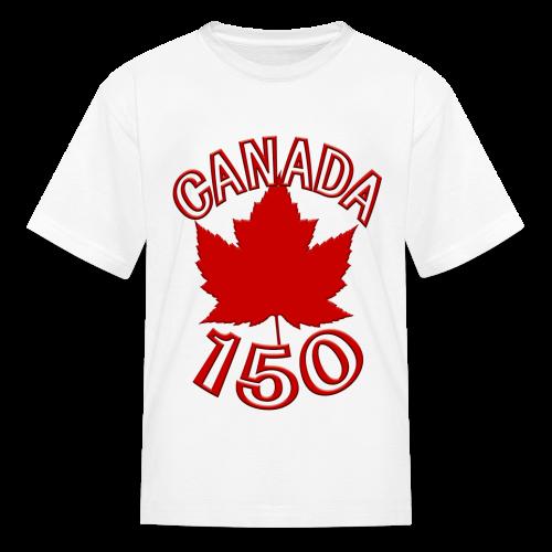Canada 150 T-shirts - Kids - Kids' T-Shirt