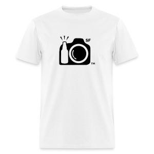 Men's Standard Weight T-Shirt San Francisco Chapter Front  - Men's T-Shirt