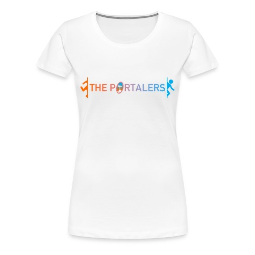 The Portalers T-shirt (female) - Women's Premium T-Shirt