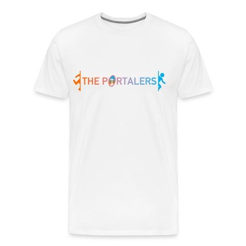 The Portalers T-shirt (male) - Men's Premium T-Shirt