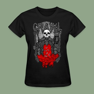 Crawl - Nigredo T-Shirt (women's) - Women's T-Shirt