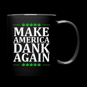 Make America Dank Again Coffee Mug - Full Color Mug