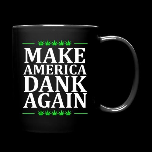 Make America Dank Again Coffee Mug - Full Color Mug