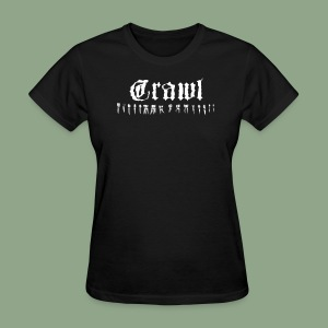 Crawl - Teeth T-Shirt (women's) - Women's T-Shirt