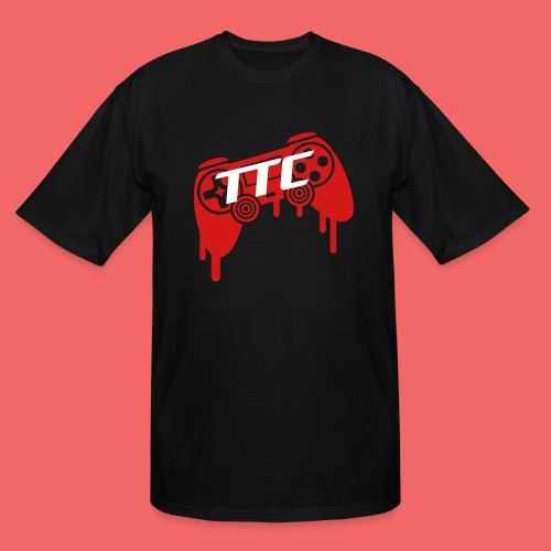 TTC Dripping Controller - Men's Tall T-Shirt