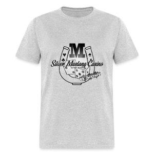 Silver Mustang Casino - Mr. Jackpots - Men's T-Shirt