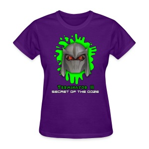 Terminator Twooze Female Shirt - Women's T-Shirt
