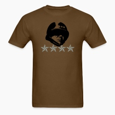 General Patton 4 Stars T-Shirts