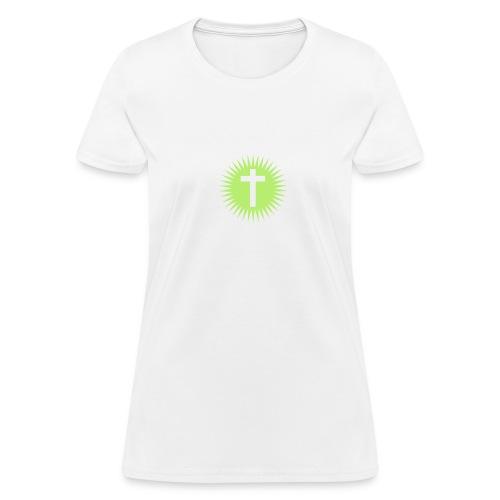 Green Cross - Women's T-Shirt