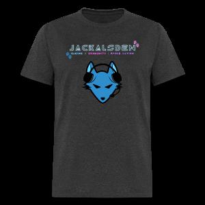 Jackal Logo New - Men's T-Shirt