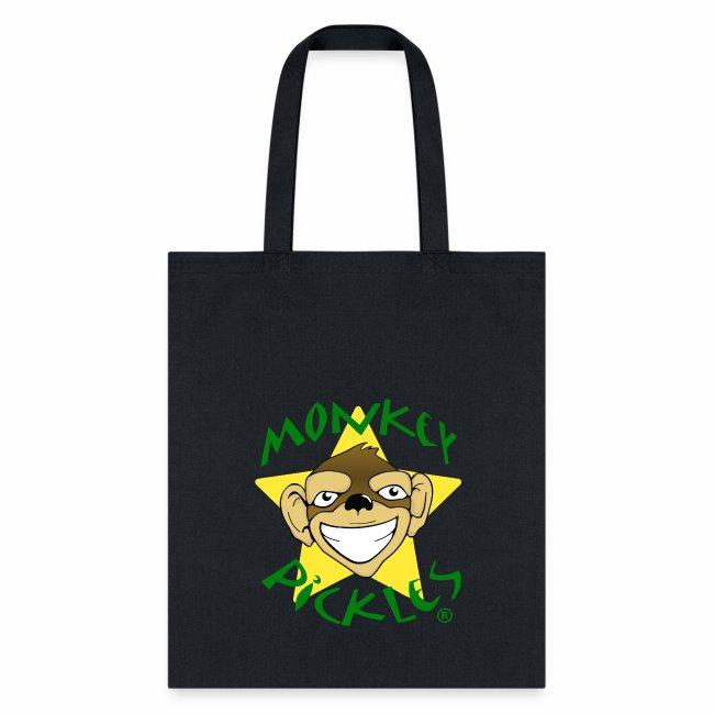 Monkey Pickles Tote Bag