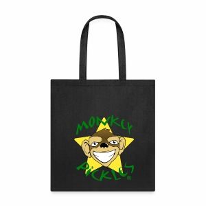 Monkey Pickles Tote Bag - Tote Bag