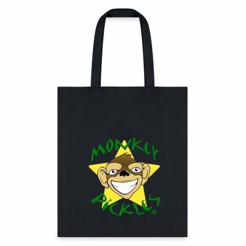 Monkey Pickles Tote Bag - Tote Bag