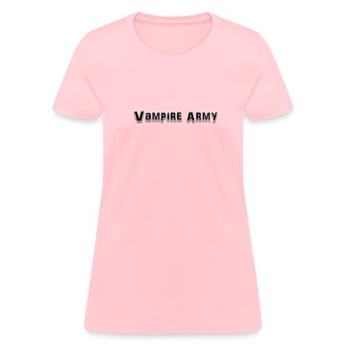 QueenGamerVampires's Vampire Army (Women) - Women's T-Shirt