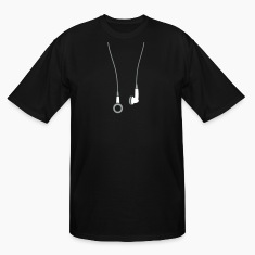 Earphones 2clr T-Shirts