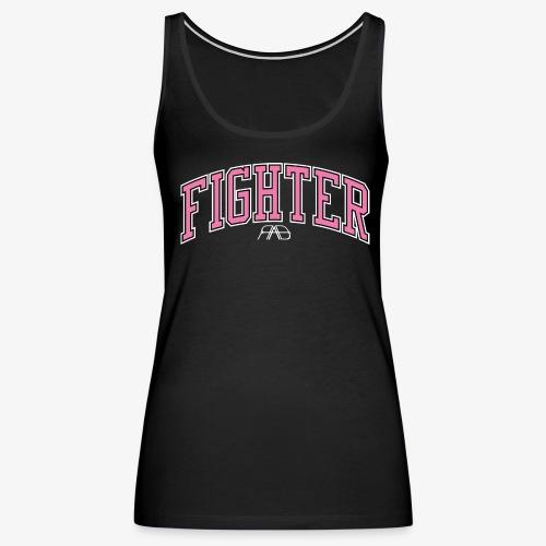 FIGHTER Women's Tank Top - Women's Premium Tank Top