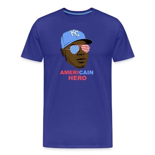 AmeriCain Hero - Premium T-Shirt - Men's Premium T-Shirt