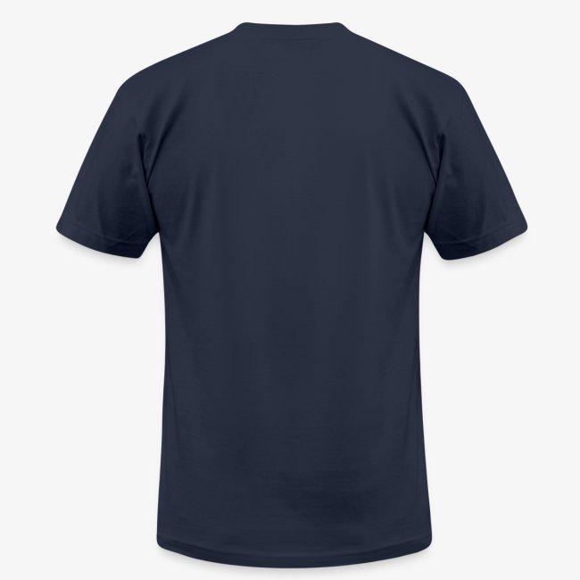 YellowIbis.com 'Evolution' Men's / Unisex American Apparel T-Shirt: Darwin's Evolutionary Tree (Color choice)
