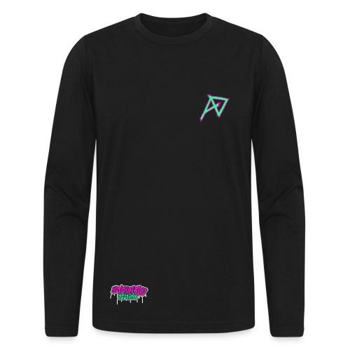 Alternative Demand (AD) Long Sleeve Shirts - Men's Long Sleeve T-Shirt by Next Level