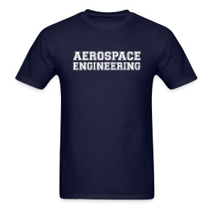 Aerospace Engineering - Men's T-Shirt