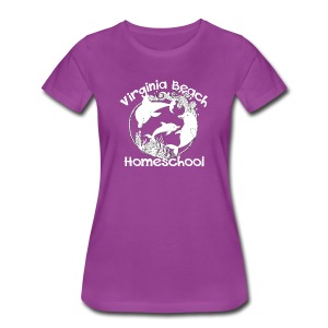 Virginia Beach Homeschool - Women's Premium T-Shirt