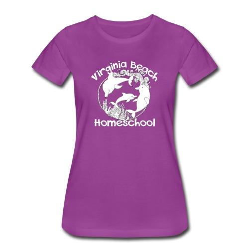 Virginia Beach Homeschool - Women's Premium T-Shirt