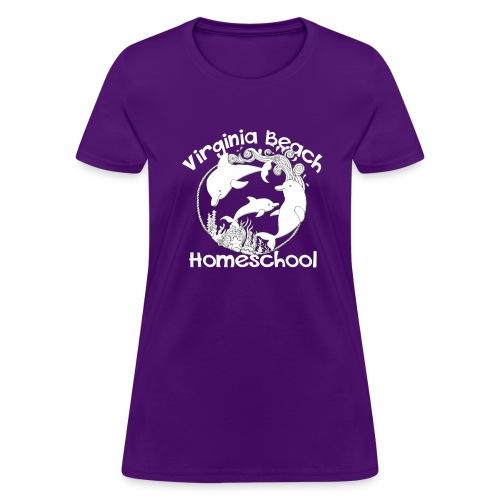 Virginia Beach Homeschool - Women's T-Shirt