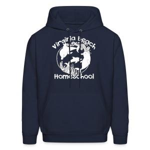 Virginia Beach Homeschool - Men's Hoodie