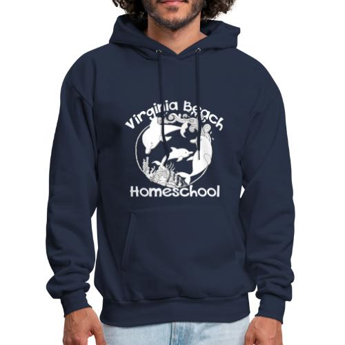 Virginia Beach Homeschool - Men's Hoodie