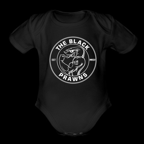 Rex Signature Model Bodysuit - Organic Short Sleeve Baby Bodysuit