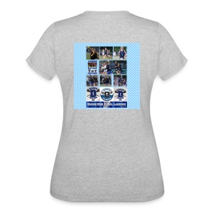 darien gitls power - Women's 50/50 T-Shirt