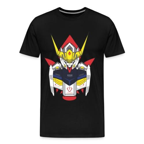 GUNDAM BARBATOS 1 A - Men's Premium T-Shirt