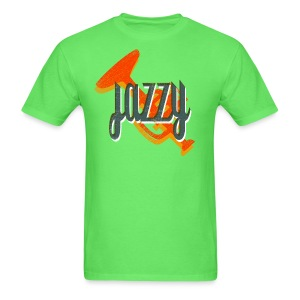 jazzy - Men's T-Shirt