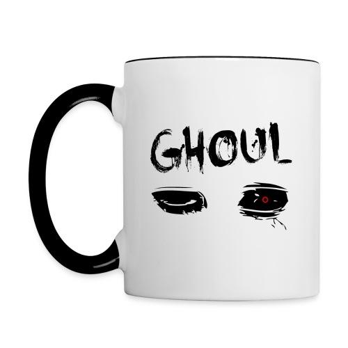 Ghoul's Like Coffee - Contrast Coffee Mug