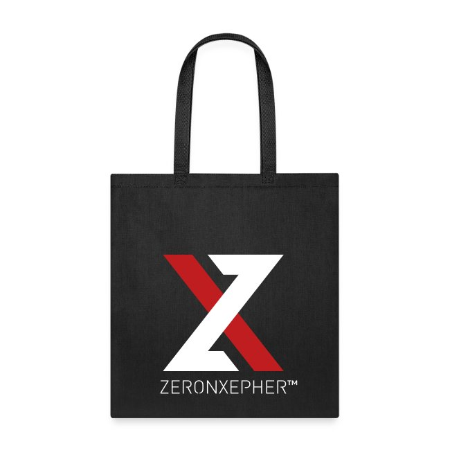 Totally ZeronXepher Tote...because why not?