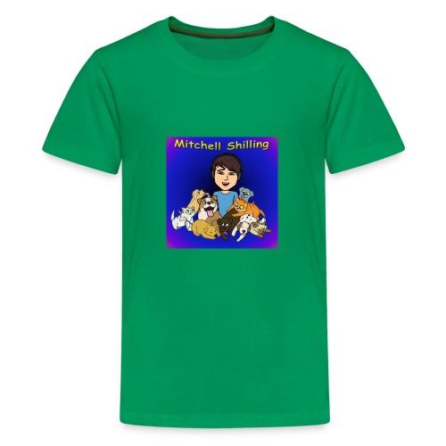Mitchell Shilling T-Shirt For Kids - Kids' Premium T-Shirt