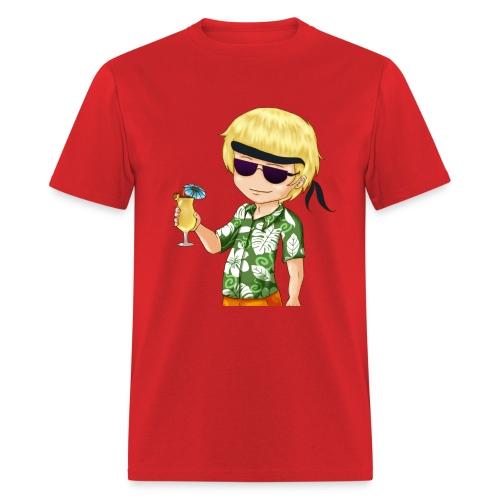 Men's Summer Kingdom Of The Saplings T-Shirt - Men's T-Shirt