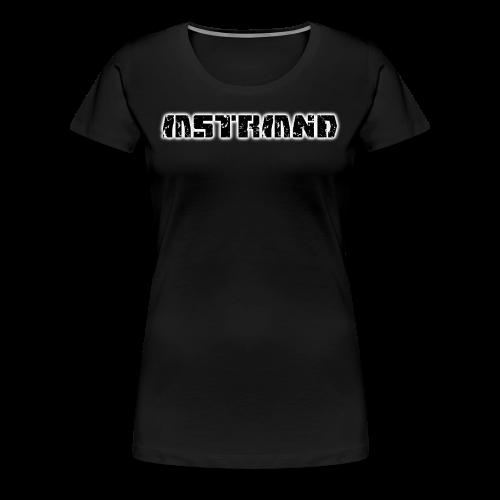 MSTRMND Logo Women's T-Shirt - Women's Premium T-Shirt
