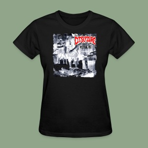 D.T. Seizure - Whipping Post T-Shirt (women's) - Women's T-Shirt