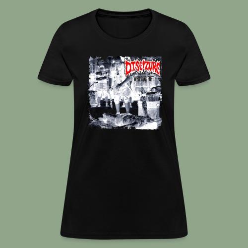 D.T. Seizure - Whipping Post T-Shirt (women's) - Women's T-Shirt