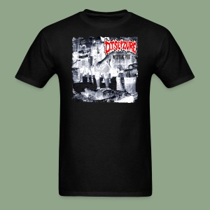 D.T. Seizure - Whipping Post T-Shirt (men's) - Men's T-Shirt