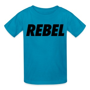 Rebel Kids' Shirts - stayflyclothing.com - Kids' T-Shirt