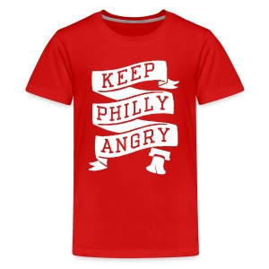 Keep Philly Angry - Kids' Premium T-Shirt