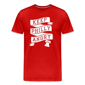 Keep Philly Angry - Men's Premium T-Shirt
