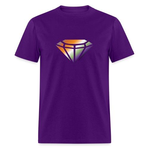 Colorful Diamond Shirt - Men's T-Shirt