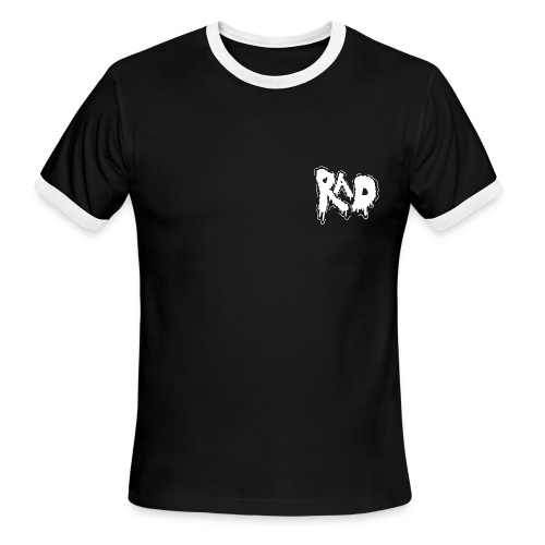 rad - Men's Ringer T-Shirt