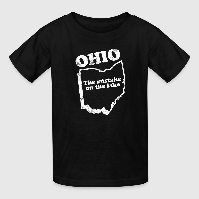Ohio state slogan t shirt spreadshirt for Ohio state t shirts for kids