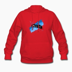 Remote Graffiti Hoodies