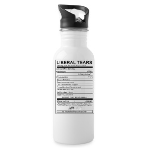 LIBERAL TEARS BOTTLE  - Water Bottle